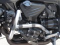 Gmole do BMW K 1200 R (05-08) srebrne