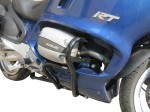 Gmole do BMW R 1100 RT (95-01)  / R 850 RT (96-02) czarne