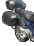 Gmole tylne do BMW R 1100 RT (95-01)  czarne