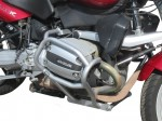 Gmole do BMW R 1100 R (94-01) i R 850 R (94-01) srebrne