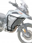 Gmole do BMW F 850 GS Adventure - Bunkier, czarne