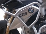Gmole do BMW R 1200 GS (13-16) górne Classic srebrne