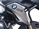 Gmole do BMW R 1200 GS LC (13 - 16) górne Exclusive czarne
