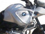 Gmole do BMW R 1150 GS Adventure (01-05) - górne srebrne