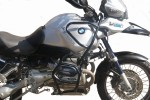 Gmole do BMW GS 1150 Adventure (01-05) - Full Bunkier czarne