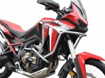 Gmole do HONDA CRF 1100 Africa Twin - Basic srebrny