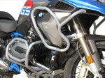 Gmole do BMW R 1200 GS (2017 - 2018) Full  Bunkier Exclusive srebrne