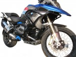 Gmole do BMW R 1200 GS LC (2017 - 2018) Full  Bunkier Classic  czarne