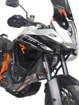 Gmole do KTM 1190 ADVENTURE R (12-16) czarne