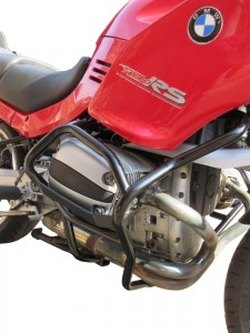 Gmole do BMW R 1100 RS (96-01) - czarne