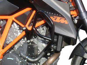 Gmole do KTM 1290 Super Duke R (2014 - 2016) - czarne