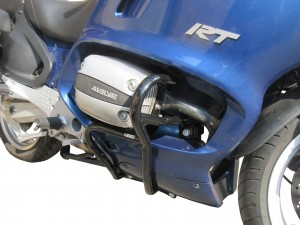 Gmole do BMW R 1150 RT (00-04) czarne