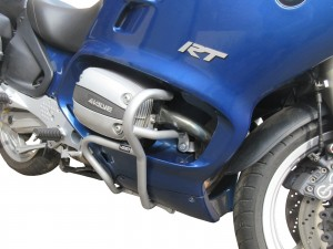 Gmole do BMW R 1150 RT (00-04)  srebrne