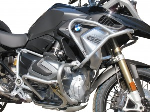 Gmole do BMW R 1250 GS - Basic + Górne - srebrne