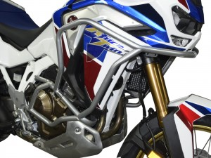 Gmole do HONDA CRF 1100  Africa Twin Adventure Sports - Bunkier srebrne
