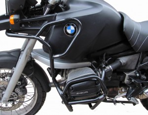 Gmole  FULL BUNKIER  do BMW R 1100 GS  (95-99) czarne