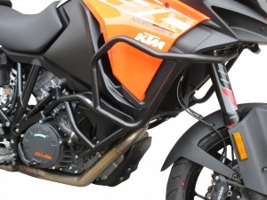 Gmole do KTM 1290 Super ADVENTURE S (2017 - dziś ) czarne