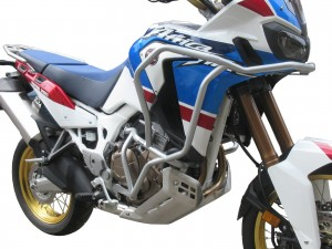 Gmole do HONDA CRF 1000 L Africa Twin Adventure Sports - Bunkier srebrne