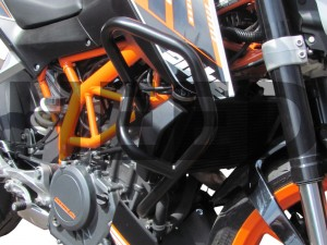 Gmole do KTM 390 DUKE (13-16) - czarne